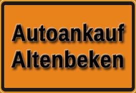 Autoankauf Altenbeken