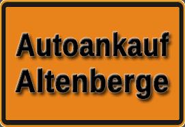 Autoankauf Altenberge