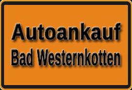 Autoankauf Bad Westernkotten
