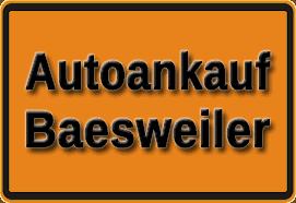 Autoankauf Baesweiler
