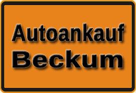 Autoankauf Beckum