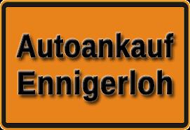 Autoankauf Ennigerloh