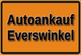 Autoankauf Everswinkel