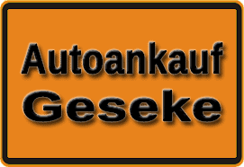 Autoankauf Geseke