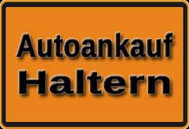 Autoankauf Haltern