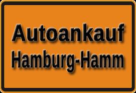 Autoankauf Hamburg-Hamm