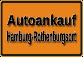Autoankauf Hamburg-Rothenburgsort