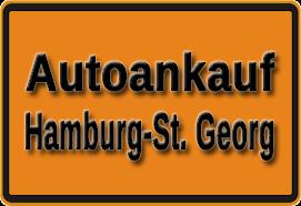 Autoankauf Hamburg-St. Georg
