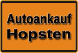 Autoankauf Hopsten