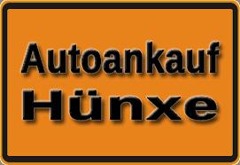 Autoankauf Hünxe