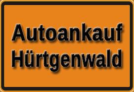 Autoankauf Hürtgenwald