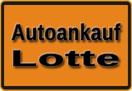 Autoankauf Lotte
