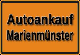 Autoankauf Marienmünster