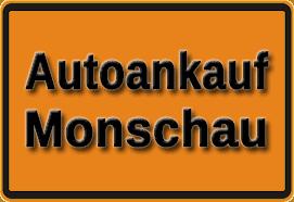 Autoankauf Monschau